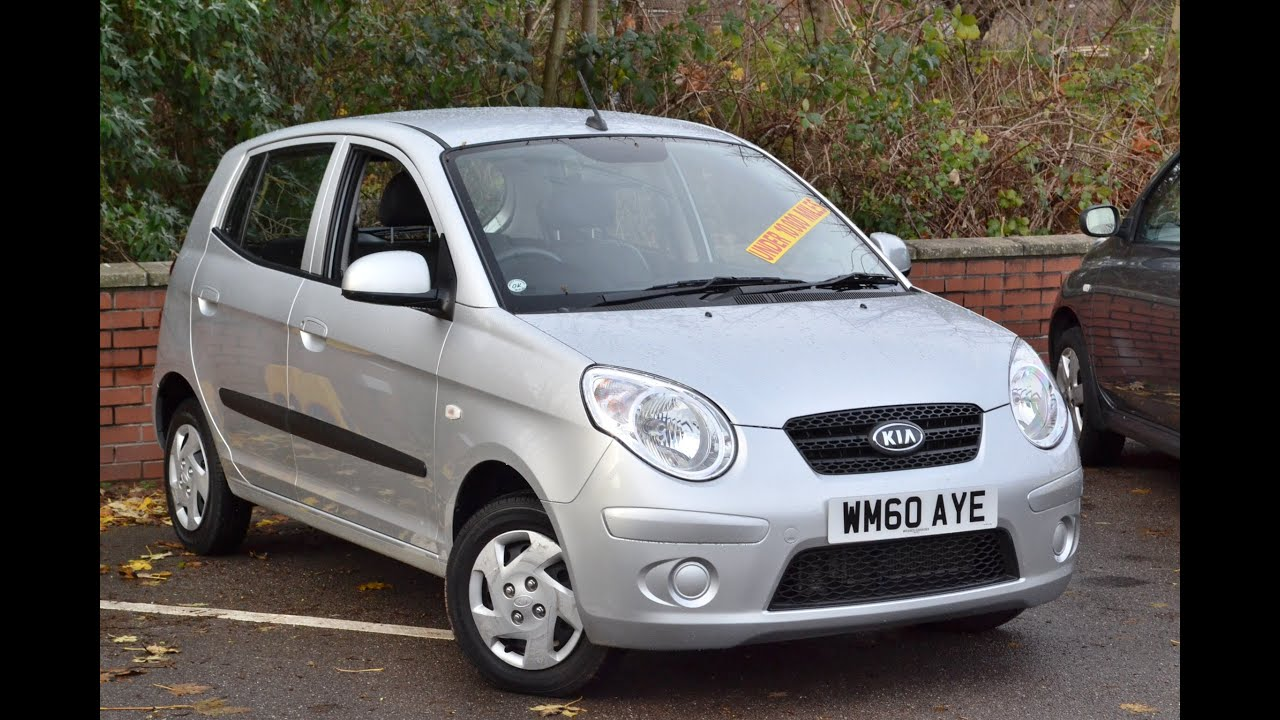 Wessex garages used kia picanto 1 at pennywell road for Garage kia 95