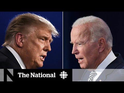 Trump, Biden Face Off In First Presidential Debate