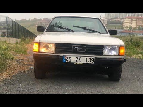 7 500 Tl Ye Yeni Araba Aldim Klasik Tadinda Ford Taunus 1 6