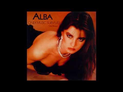 ALBA (Parietti) ONLY MUSIC SURVIVES (1985)