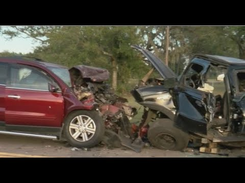 2 killed in head-on crash in Odessa