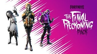THE FINAL RECKONING PACK REVIEW: Is It Worth $17.99? (Fortnite Battle Royale)