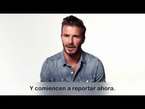 U-Report Chile - David Beckham