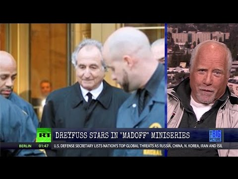 Actor Richard Dreyfuss Speaks Out On Madoff & Why it Matters