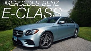 2017 Mercedes-Benz E-Class Quick Drive | Consumer Reports