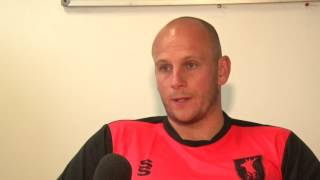 Stags' boss previews first pre-season friendly