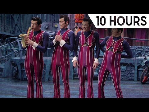 We Are Number One - LazyTown | 10 HOURS