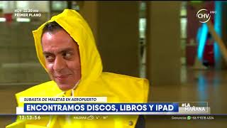 Panel de La Mañana abrió maletas rematadas de aeropuerto - La Mañana (3/3)