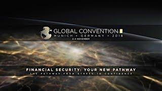 Трейлер Global Convention 2018: прорыв в достижении Финансовой Безопасности
