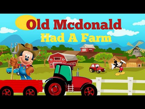 old-mcdonald-had-a-farm- -nursery-rhymes-for-kids-with-mickey-mouse