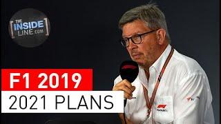 F1 2021: BIG PLANS