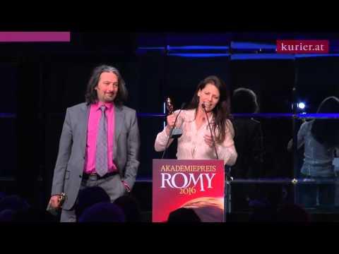 Die KURIER ROMY Akademiepreise 2016