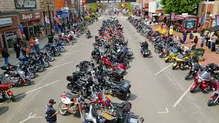 Sturgis, 2018 - The Ride, The Rally