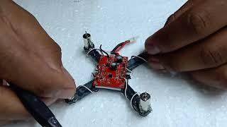 Homemade nano drone step by step