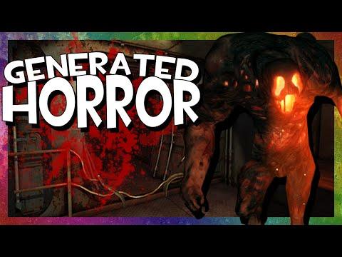 RANDOMLY GENERATED HORROR!!!   Monstrum Horror Survival  