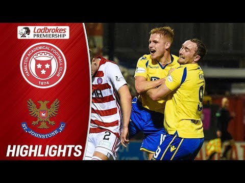 Hamilton St. Johnstone Goals And Highlights
