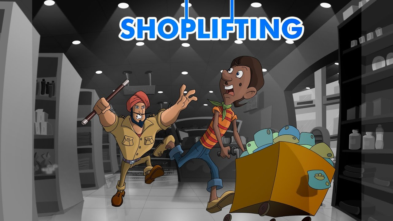 Download Chorr Police Full Episode 4 in English   Shoplifting & By The Sea