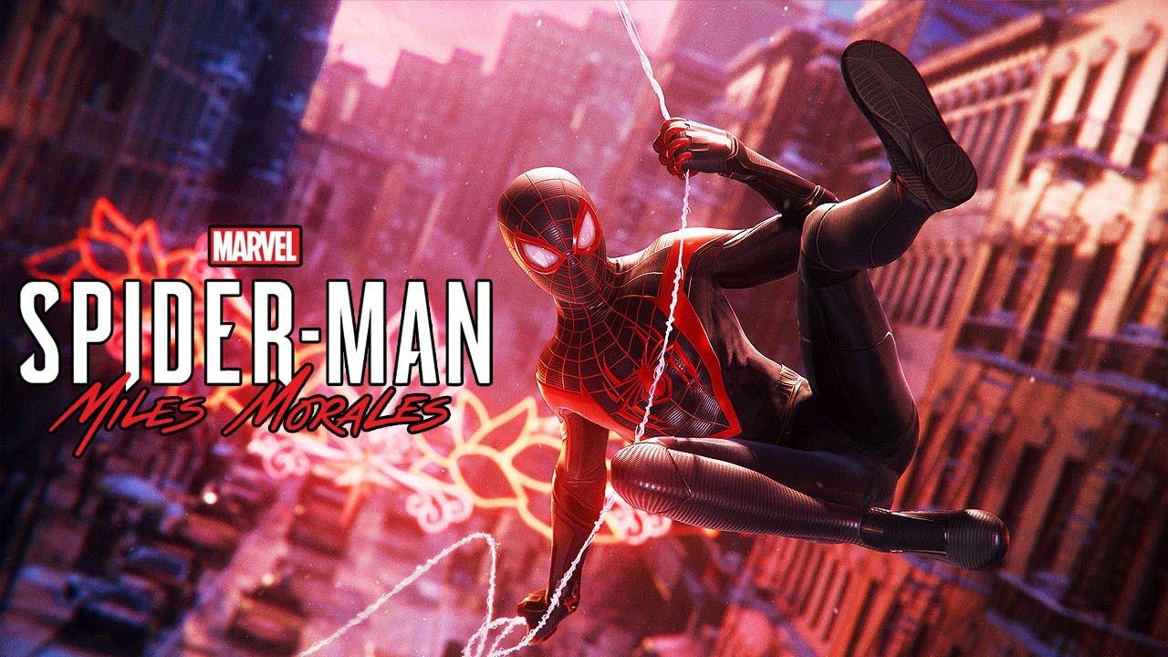 SPIDER-MAN: Miles Morales (PS5) Announcement Trailer @ ᴴᴰ ✓ - Daraz Life