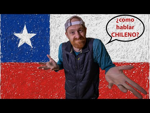 10 CHILEAN WORDS Everyone Should Know   CAN A GRINGO SPEAK CHILEAN?