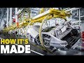 BMW 5-Series CAR FACTORY - HOW IT'S MADE - Cina Production Plant Assembly Line