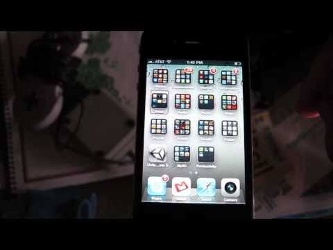 iphone for the blind demo