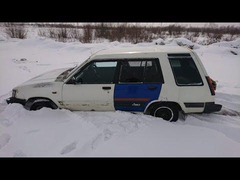 Что такое владеть ПАРВОРУЛЬНЫМ ЯПОНЦЕМ 1986 года!? Toyota Sprinter Carib AL25. 3A-U.