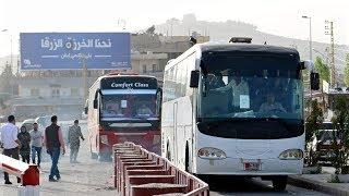 500 беженцев добровольно уехали из Ливана в Сирию