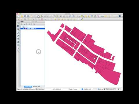Joining   excel to qgis