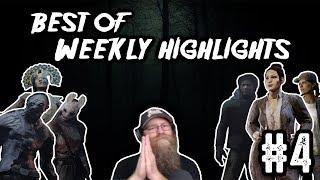 Dead By Daylight: Funny Random Stream Montage #4