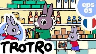 TROTRO - EP05 - Trotro fait les courses