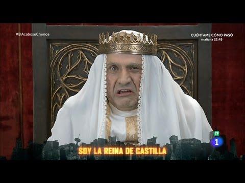 ¡Soy la reina de Castilla! | El Acabose | José Mota