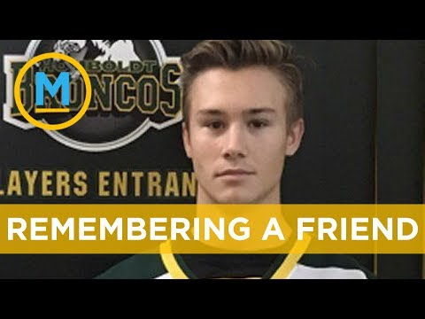 Remembering Humboldt Bronco Jacob Leicht  Your Morning