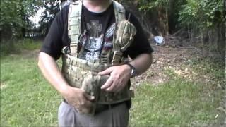 Condor Modullar Molle Pistol Pouch Multicam