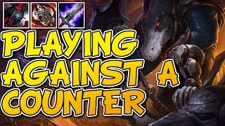UH-OH ANOTHER RENEKTON COUNTER! RENEKTON VS TRUNDLE! - Unranked to Masters Episode #104