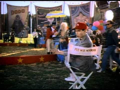 Big Top Pee-Wee - Trailer