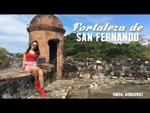 La Fortaleza de San Fernando en Omoa   Lipstickfables