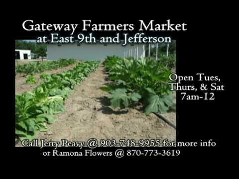 Texarkana Attractions - Gateway Farmers Market