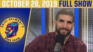 Nate Diaz, Action Bronson, Ben Askren | Ariel Helwani's MMA Show (October 28, 2019) | ESPN MMA