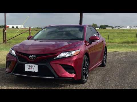 Have your cake and eat it too!---2018 Toyota Camry XSE Review