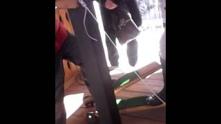 Звон колоколов(Оренбург Кафедральный Никольский Собор на колокольня., 2015-05-30T18:05:45.000Z)