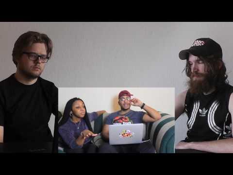 The Belko Experiment Official Trailer Reaction!!! REACTION!!!