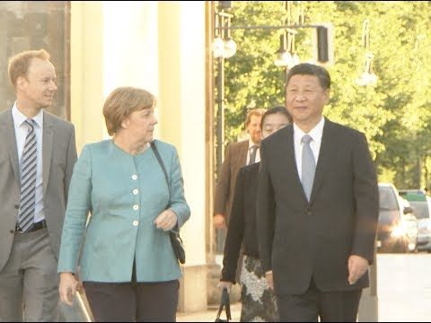"Xi Says China Supports A ""United, Stable, Prosperous, Open"" EU"