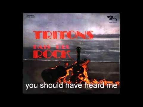 TRITONS brown sugar (with lyrics)