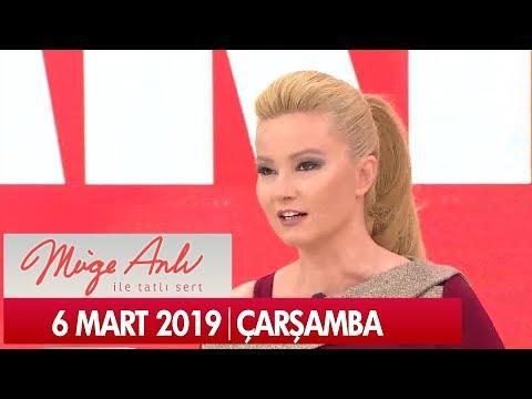 Müge Anlı ile Tatlı Sert 6 Mart 2019 Çarşamba - Tek Parça