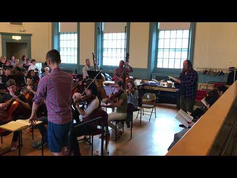 Beethoven Symphony No. 9, Mvt IV
