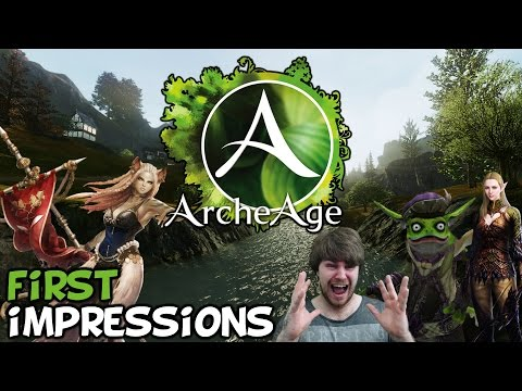 "ArcheAge First Impressions ""Is It Worth Playing?"""