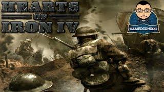 İTTİFAK DEVLETLERİ SERİSİ - Hoi 4 The Great War Modu - Bölüm 2 [Samed Güngör Live]