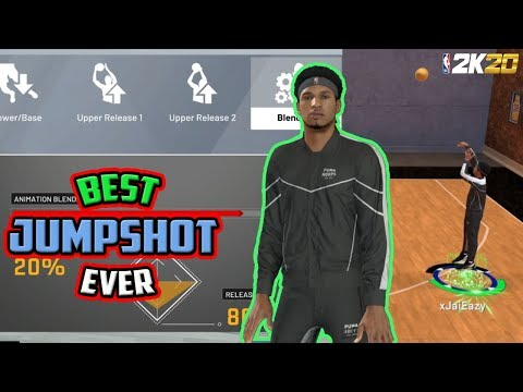 NEW GREENLIGHT JUMPSHOT REVEALED - NBA 2K20 BEST JUMPSHOT AND BADGE COMBINATION FOR ALL ARCHETYPES
