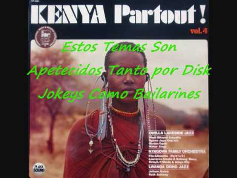 Orchestre International De Nelly Kenya Partout Vol5