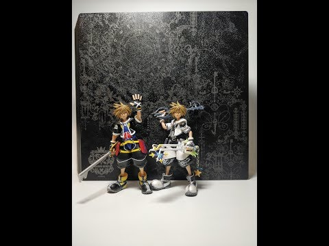kingdom-hearts-iii-limited-edition-playstation-4-(ps4)-pro-unboxing